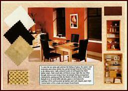 interior design boards sample